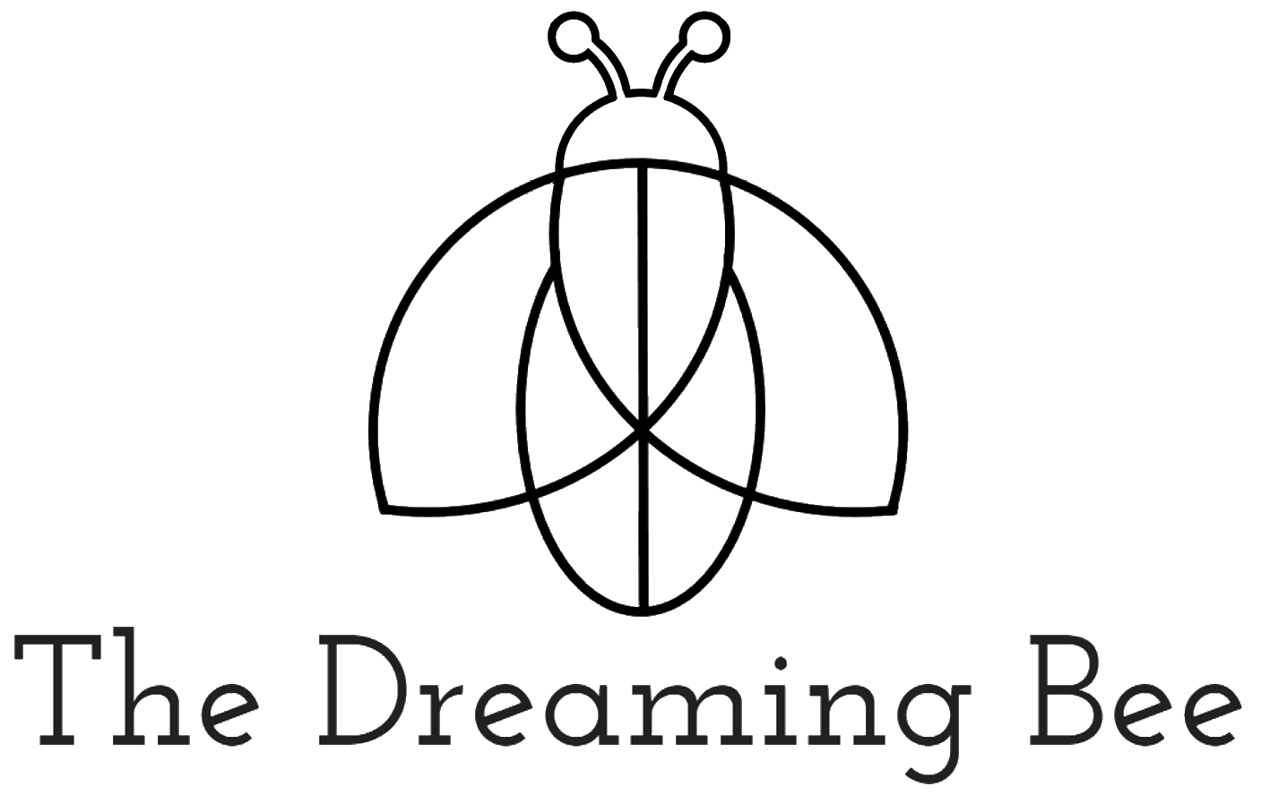 The Dreaming Bee logo